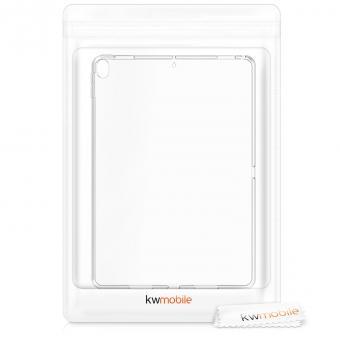 """kwmobile Soft Case für Apple iPad Pro 2017 10,5"""" / iPad Air 3 2019 10,5"""" (48339.03) durchsichtig"""
