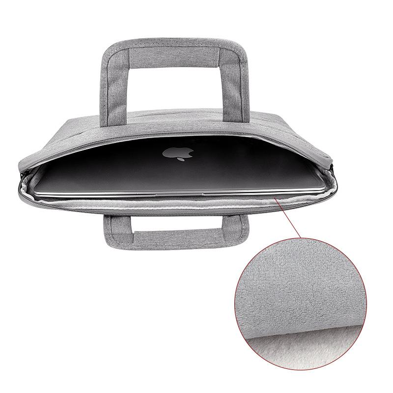 """Tasche für Apple MacBook 15,4"""" -ID16923 grau"""