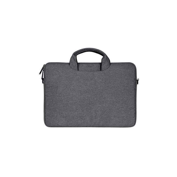 """Tasche für Apple MacBook 15,4"""" -ID16936 dunkel grau"""