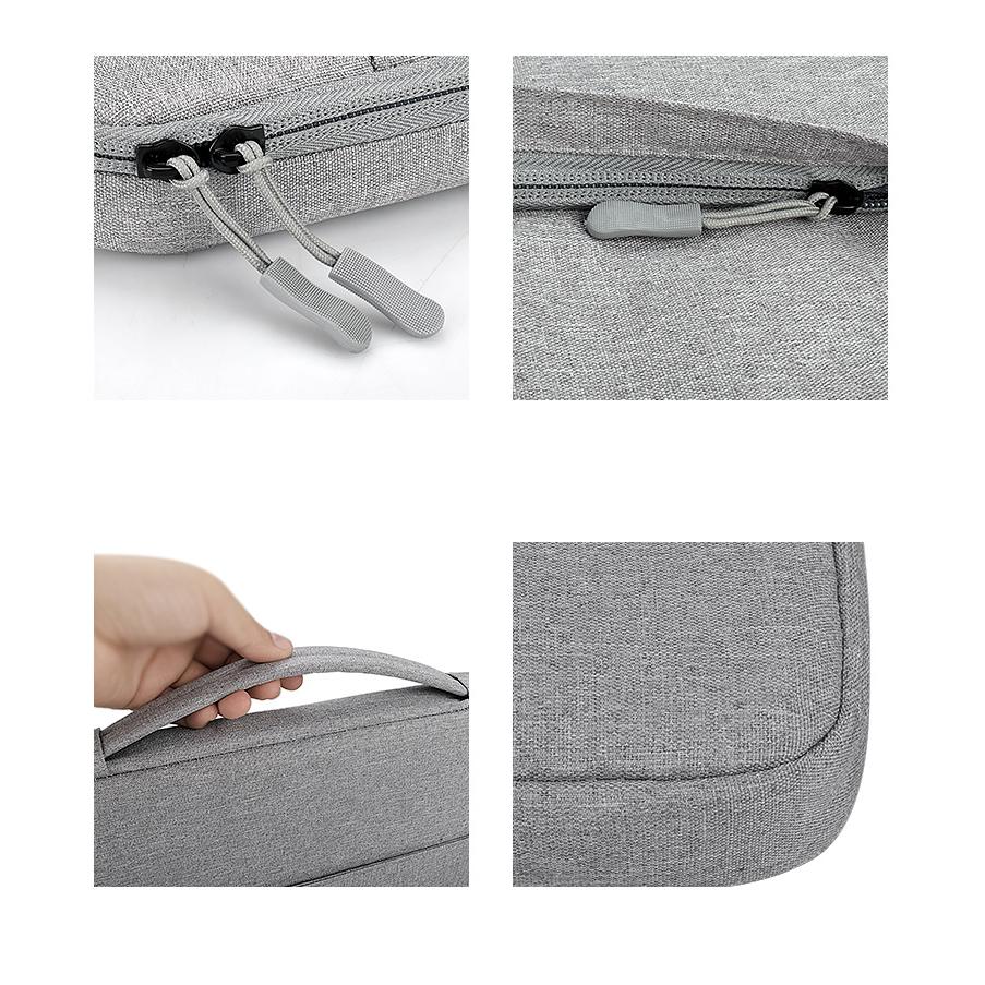 """Tasche für Apple MacBook 15,4"""" -ID16952 grau"""