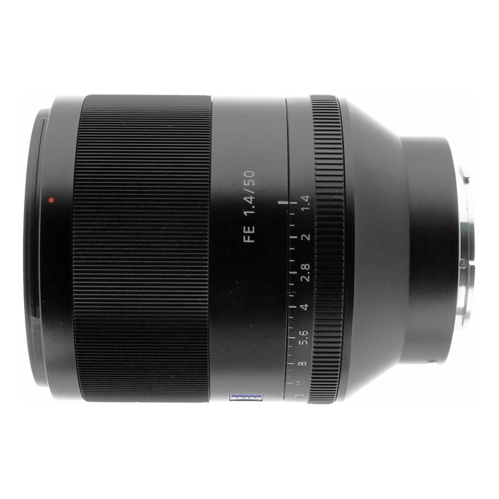 Sony 50mm 1:1.4 FE ZA SSM (SEL-50F14Z) schwarz